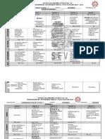Cronograma - 2014- 2015 Segundo