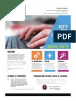 Transcripciones de audio Costa Rica (servicios)