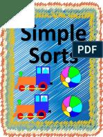 Simple Sorts