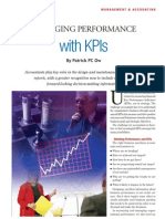 Managing Performance With KPIs