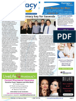 Pharmacy Daily for Mon 01 Feb 2016 - Pharmacy key for Saxenda, NZ OTC pill repeats, Pharmacy vaccination push, Flu vaccines update and much more.