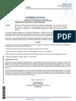 ADMINISTRACIÓN DE LA COMUNIDAD AUTÓNOMA SERVICIO DE SALUD DE LAS ILLES BALEARS