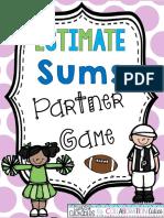 estimatesumspartnergamefootballtheme