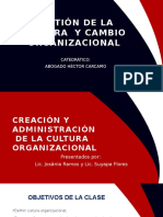 Cultura Organizacional RES