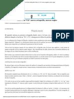 Guia Prático de Espanhol_ Adiós a La _Ch__ Nueva Ortografía, Nuevas Reglas