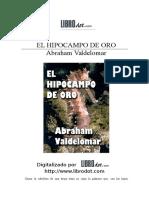 Valdelomar Abraham - El Hipocampo de Oro