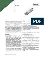 AFBR-709SMZ-10Gb-Ethernet-850-nm-10GBASE-SRSW-SFP-Transceiver.pdf