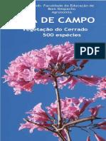 Catálogo de Flores Do Cerrado Concluido