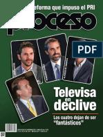 GradoCeroPress Revista Proceso 2048