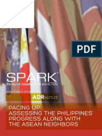 Pacing Up - Assessing the Philippines' Progress Along With the ASEAN Neighbors