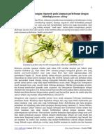 Menuju pengembangan cisgenesis pada tanaman perkebunan dengan teknologi genome editing