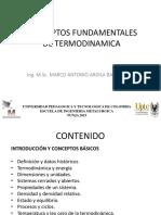 Conceptos Fundamentales de Termodinamica g1