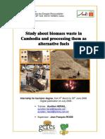 Biomass Valorization in Cambodia-Hérail