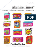 Our BerkshireTimes Magazine, Feb-Mar 2016