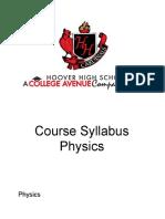 syllabus 2015-16
