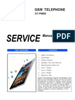 Samsung Gt-p6800 Service Manual