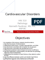 HNI 310 - Cardiovascular System BB 2015