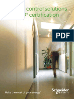 Lighting Control Solutions Forleed Certification