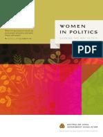 ALGA WomenInPolitics