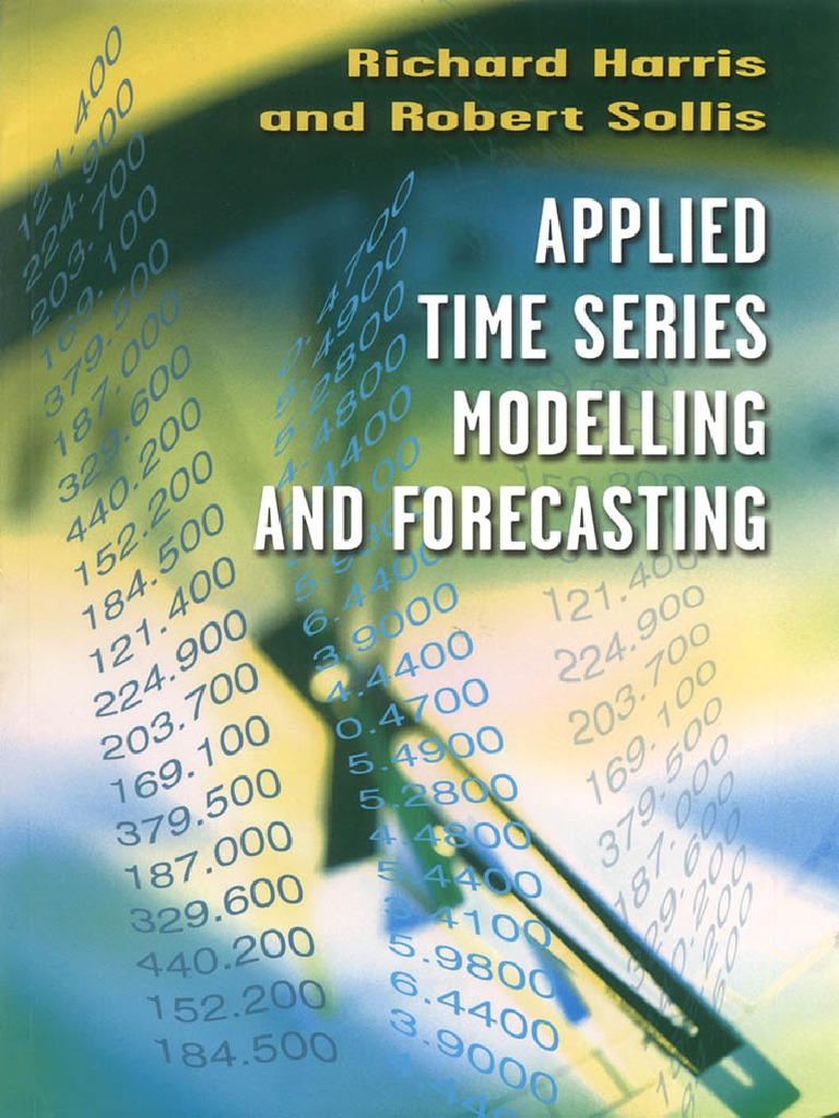 Applied Time Series Modelling and Forecasting | Ordinary Least