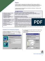 Manual del Interactive Physics