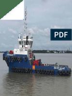 32m Ocean Towing Tug