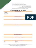 ESI Fiche Proposition Stage