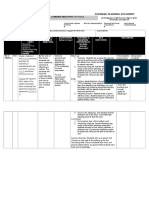 hpe- forward planning document lesson 3