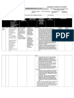 hpe- forward planning document lesson 4