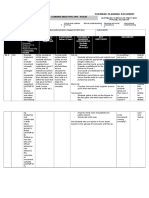 hpe forward planning document lesson 6