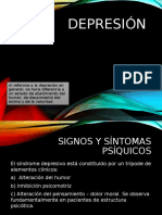 Depresión clínica