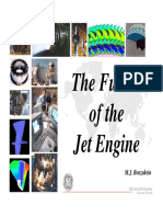 The Future of Jet Engine