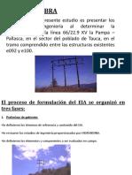 Impacto Ambiental Rehabilitación Carretera