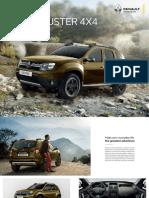 BrochureRenaultDuster4X4