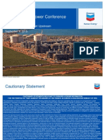 Chevron Barclays Presentation 2015