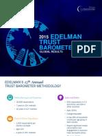 Edelman Trust Baromater