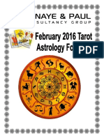 February Astro Forecast 2016