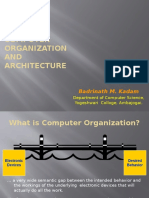 computer architecture and organization 110215201832 Phpapp01 120221041908 Phpapp02