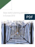 Europe Station Permission