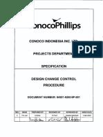 CONOCO PHILLIPS Spec