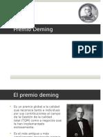 Eq. 02;Premio Deming