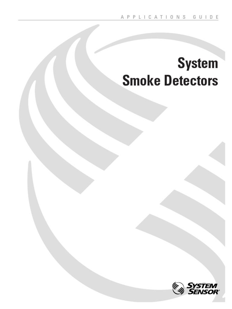 smoke detector design