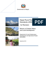 Nepal Rural Roads Standards 2012-FINAL(2055 revision)