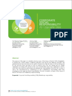 Corporate Social Responsibility- An Opposite View