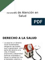 Niveles de Atenciu00F3n en Salud