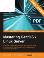 Mastering CentOS 7 Linux Server - Sample Chapter