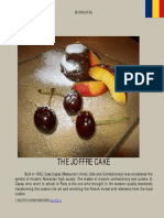 The Joffre Cake