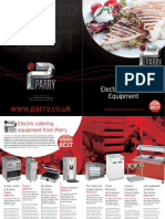 Parry - Electric Products Brochure