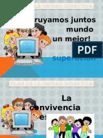 Agenda_ Construyamos Un Mundo Mejor Plan de Unidad Didactica_la Superación