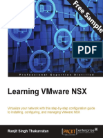 Learning VMware NSX - Sample Chapter